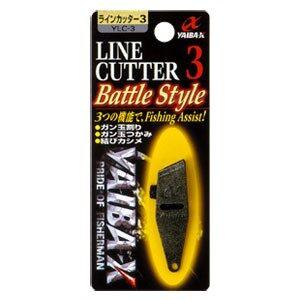 ヤイバ ラインカッター3 バトルスタイル(ブラック)
