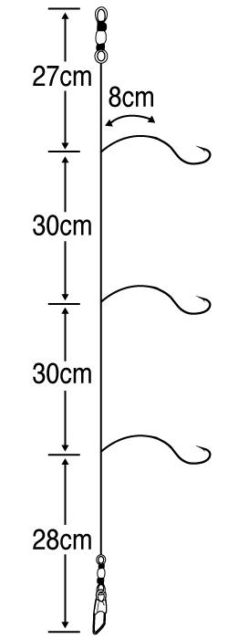 メバル胴突